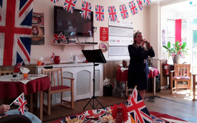 Remembering D-Day at Meyer House Care Home