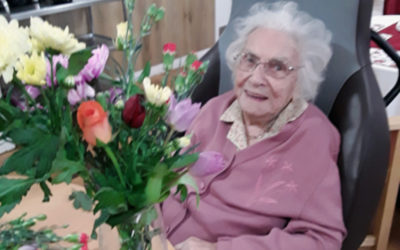 We Love Lucy at Meyer House Care Home