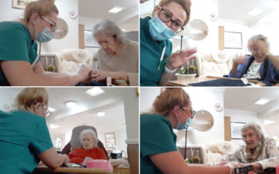 From pampering to portals at Meyer House Care Home