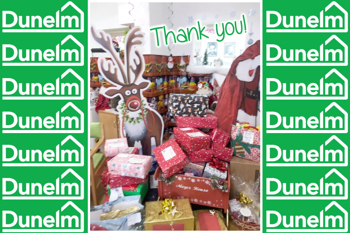 Christmas thank yous from Meyer House Care Home