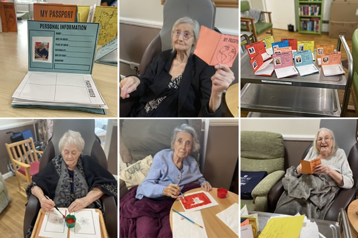 Meyer House Care Home residents prepare to set sail from Hong Kong