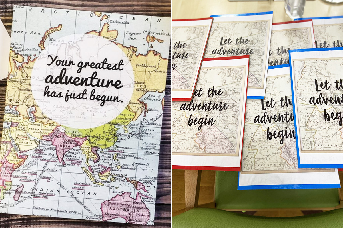 Meyer House Care Home residents make personal travel journals